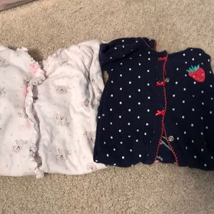 Other - 9 month pajamas